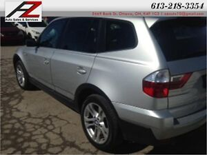 2008 BMW X3 3.0si $6995 SAFETY&E-TESTED