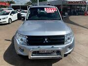 2013 Mitsubishi Pajero NW MY13 GLX-R Silver 5 Speed Sports Automatic Wagon Pialba Fraser Coast Preview
