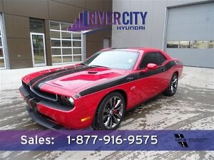 2013 Dodge Challenger SRT 8 6.4 MANUAL Navigation (GPS),  Leathe