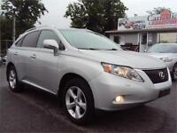 2010 Lexus RX 350 PREMIUM SUNROOF COLD/HOT SEATS LEATHER AWD Ottawa Ottawa / Gatineau Area Preview