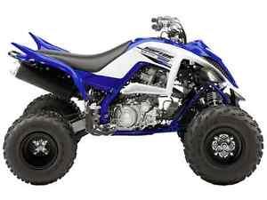 2016 Yamaha Raptor 700