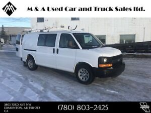 2012 Chevrolet Express Cargo Shelving, Financing Available!