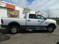 2012 DODGE RAM 2500 OUTDOORSMAN DIESEL 4X4