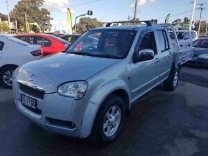 2010 Great Wall V240 K2 (4x2) Silver 5 Speed Manual Dual Cab Utility Greenacre Bankstown Area Preview