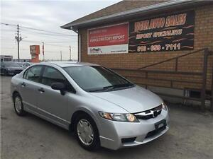 2009 Honda Civic Sdn DX-G*** AUTO ***ONLY 139 KMS***RIMS