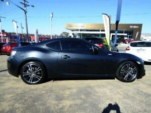 2013 Toyota 86 ZN6 GTS Gunmetal Grey 6 Speed Auto Sequential Coupe Five Dock Canada Bay Area Preview