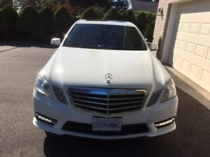 E350 BlueTec 3.0 L turbo diesel