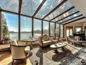 Welcome to this Waterfront Charming Home...
