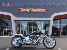 2004 Harley-Davidson FXST Softail Standard, Black & White, $25990 Orana Albany Area Preview