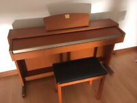 Yamaha Clavinova CLP-220 digital piano, rarely used, as new condition. Buyer to uplift.