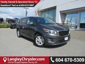 "2018 Kia Sedona LX <B>*7""TOUCHSCREEN MEDIA*BLUETOOTH*8 PASSEN..."