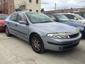 2002 Renault Laguna Authentique Grey 5 Speed Sequential Auto Hatchback Georgetown Newcastle Area Preview