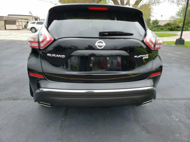 Image 4 Voiture Asiatique d'occasion Nissan Murano 2015