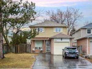3BR 3WR Detached in Mississauga near Sw Of W.Churchill & Battlef
