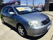 2004 Toyota Corolla ZZE122R Conquest Seca 4 Speed Automatic Hatchback Brooklyn Brimbank Area Preview