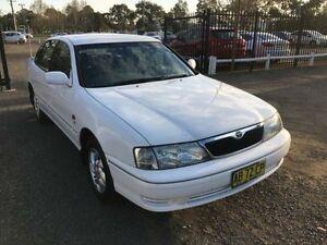 2001 Toyota Avalon MCX10R VXi White 4 Speed Automatic Sedan Penrith Penrith Area Preview