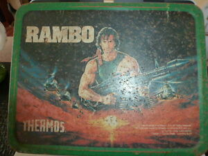 RAMBO LUNCH BOX