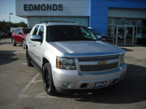 Avalanche 2012 4X4 LTZ well maintained one owner truck
