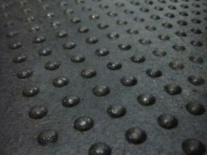 Commercial / Industrial Button Top Mats - 2 x 4 x 5/8 For Wet Areas, Anti-Fatigue, Workshops and More!