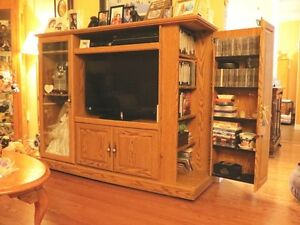 For Sale: One Entertainment Centre