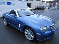 2006 06 CHRYSLER CROSSFIRE 3.2 AUTOMATIC CONVERTIBLE