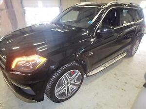 2014 Mercedes Benz GL 63 AMG, only 20kms, full service, MINT!