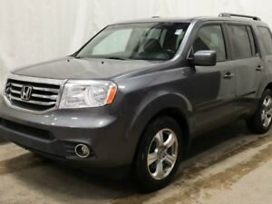 2013 Honda Pilot EX-L 4dr 4x4 w/ Leather, DVD, Sunroof