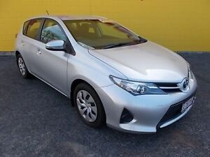 2015 Toyota Corolla ZRE182R Ascent S-CVT Silver 7 Speed Constant Variable Hatchback Winnellie Darwin City Preview