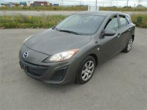 2010 Mazda 3 Hatchback - AUTOMATIC | CERTIFIED