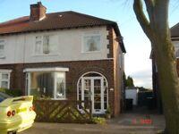 Spacious three bedroom property on Fernliegh Avenue, Mapperley