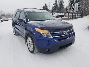 2013 Ford Explorer LIMITED-4X4-ACCIDENT
