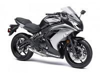 MOTORCYCLE CLEARANCE!! Kawasaki Ninja 650 ABS Street Bike!!