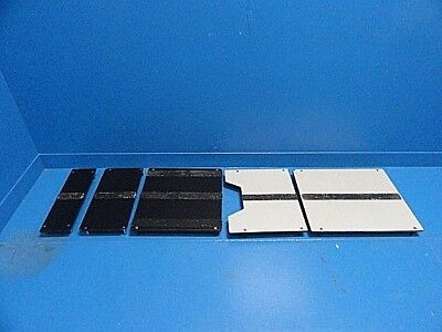 5 X Skytron Elite 6500 Surgical Or Table X-ray Tops Radiolucent Boards 13918