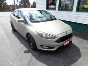 2016 Ford Focus SE for only $131 bi-weekly all in!
