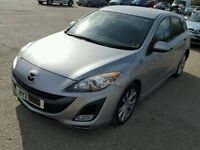MAZDA 3 SPORT 2.2 DIESEL 2011 BREAKING FOR SPARES / PARTS