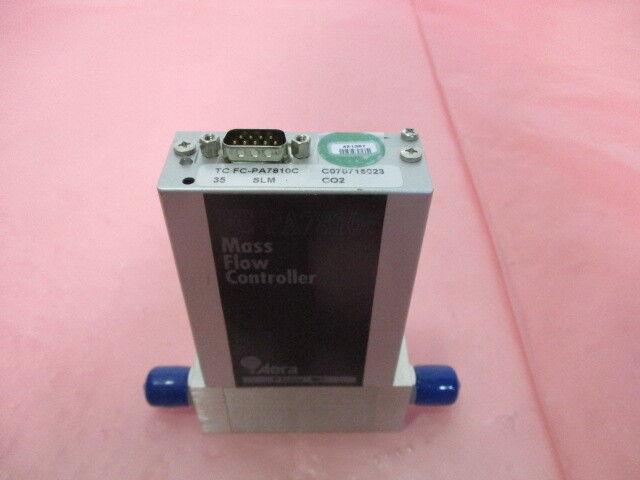 Aera FC-PA7810C Mass Flow Controller, MFC, CO2, 35 SLM, 22-186154-00, 421367