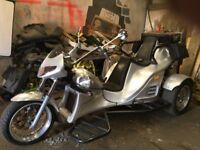 2007 Boom 500cc Fun Trike With reverse gear