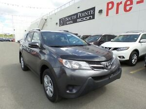 2015 Toyota RAV4 LE AWD | Bluetooth | Heated Seats