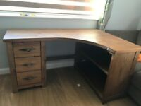 computer desk bought from next, two years old. excellent condition . selling to create space