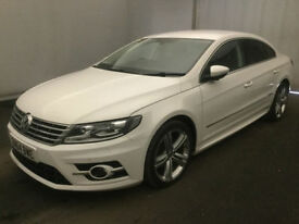 Volkswagen CC 2.0TDI 177 BMT DSG R-Line BUY FOR ONLY £54 A WEEK *FINANCE*