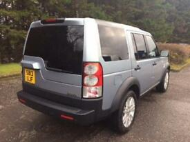2013 13 LAND ROVER DISCOVERY 4 3.0 4 SDV6 COMMERCIAL NO VAT 255 BHP AUTO DIESEL