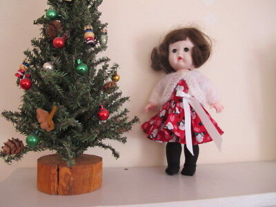 NO DOLL  SALE  LITTLE CHRISTMAS DRESS & SHRUG FOR R&B ARRANBEE LITTLEST ANGEL , used for sale  Ocala