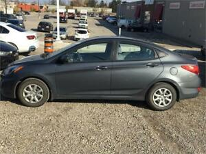 2012 HYUNDAI ACCENT GLS, EXCELLENT CONDITION, ONLY 104,000 KM!!!