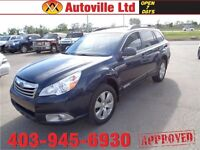 2012 Subaru Outback 3.6R Limited leather roof nav $21988
