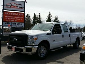 2011 Ford Super Duty F-250 XL CREW CAB LONG BOX DIESEL