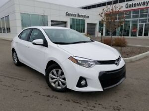 2014 Toyota Corolla 4DR SDN S Backup Cam, Bluetooth, Heated Fron