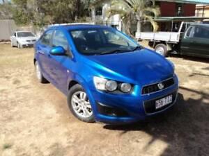 2013 Holden Barina sedan - Excellent value - see images/description Kensington Bundaberg Surrounds Preview