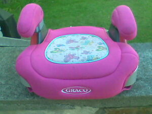 SIÈGE D'APPOINT GRACO BOOSTER SEAT