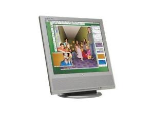 """Used SAMSUNG 15"""" 25ms LCD Monitor w/ TV Tuner 250 cd/m2 350:1"""