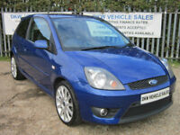 FORD FIESTA 2.0 ST A/C 2007 (07) ONLY 59K FSH 9 X STAMPS / STUNNING CONDITION!!!